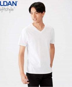 63V00_V領t-shirt