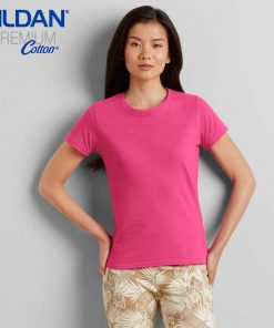 Gildan 76000L 女裝T-shirt