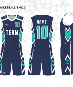 熱昇華籃球球衣